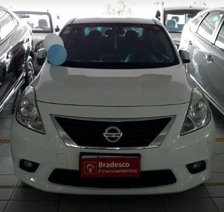 Nissan Versa 1.6 16v S Flex 4p