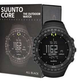 Suunto Core All Black Outdoor Watch With Altimeter Baromete