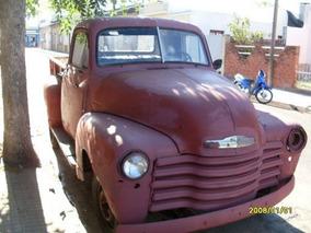 Chevrolet1951 Naftaal Dia Chapas Nuevas U$3000ycorcel 1982