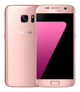 Galaxy S7, Sm-g930f, Rosa, Estetica 9, En Caja, Liberado
