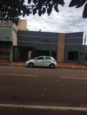 Casa Com 4 Dormitórios À Venda, 300 M² Por R$ 600.000 - Centro - Nova Alvorada Do Sul/ms - Ca2795