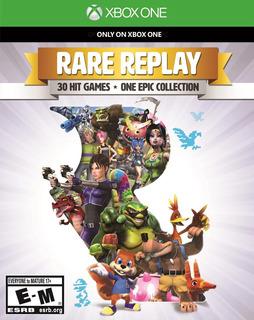 Rare Replay 30 Juegos En 1 - Xbox One