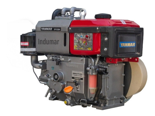 Motor Yanmar Diesel 12 Cv  Modelo Tf120h Nova Série