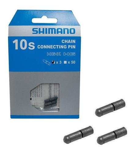 Pin De Cierre P/ Cadena Bici Shimano 10s Cn7900 En Blister