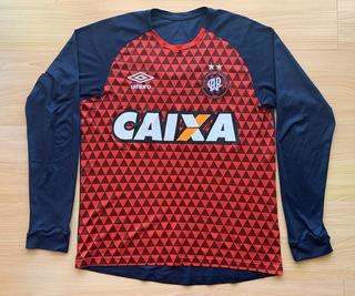 Camisa Umbro Athletico Paranaense Manga Comprida 2015