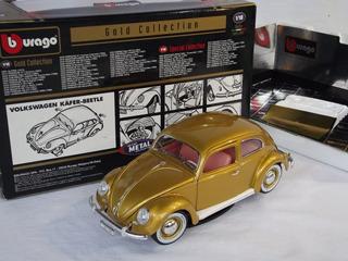 Miniatura Raríssima Volkswagen Käfer -beetle - Fusca 1955