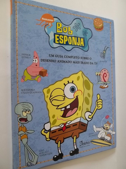 Livro - Bob Esponja - Guia Sobre O Desenho Animado