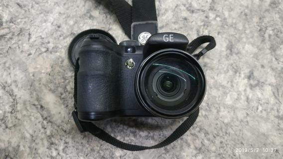 Câmera Ge X5 Com Defeito Não Sai Da Tela De Inicio