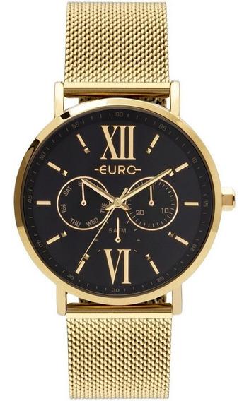 Relógio Euro Feminino Multi Glow Eu6p29ahc/4p