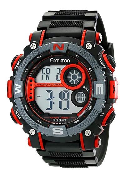 Armitron | Reloj Hombre Deportivo | 40/8284red | Original