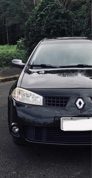 Renault Megane 1.6 Extreme Hi-flex 4p 2010