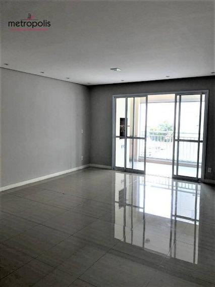 Apartamento Com 3 Dormitórios À Venda, 123 M² Por R$ 850.000,00 - Olímpico - São Caetano Do Sul/sp - Ap1141