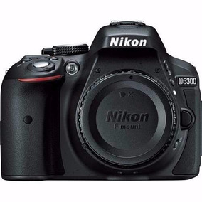 Nikon D5300 (corpo) - 24mp