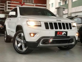 Jeep Grand Cherokee 3.0 Crd Limited V6 4wd