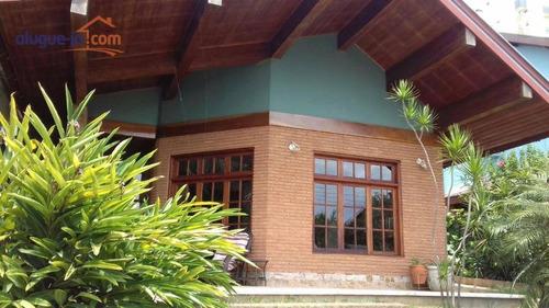 Casa Com 4 Dormitórios À Venda, 300 M² Por R$ 2.000.000,00 - Jardim Aquarius - São José Dos Campos/sp - Ca1818