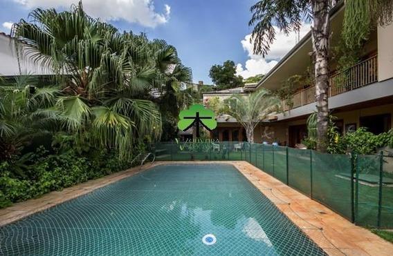 Casa Residencial À Venda, Jardim Guedala, São Paulo. - Ca0103