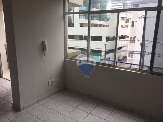 Apartamento Para Locação 3 Quartos, 126m² Em Candeias - Ap0878