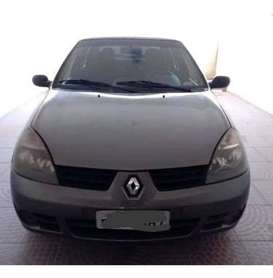 Renault Clio Sedan 1.0 16v Authentique Hi-flex 4p