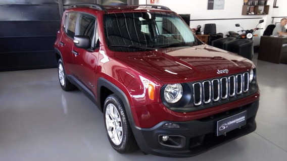 Jeep Renegade Sport 1.8 Flex Aut 2018
