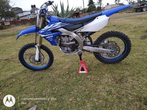 Yamaha Yz 450cc