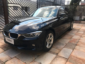 Bmw 320i Ano 2014 Interior Caramelo Impecavel / Financia