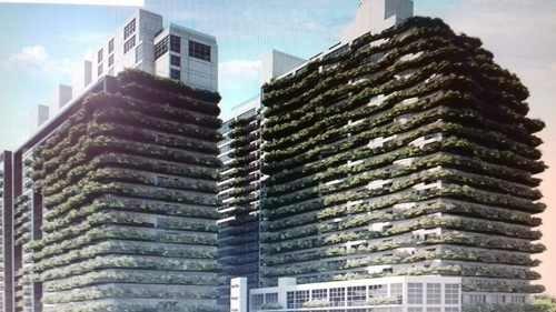 City Towers Towers Green:gran Venta Deptos Super Lujo