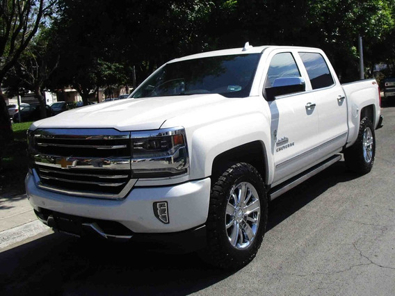 Chevrolet Cheyenne High Country 2018 Color Blanca