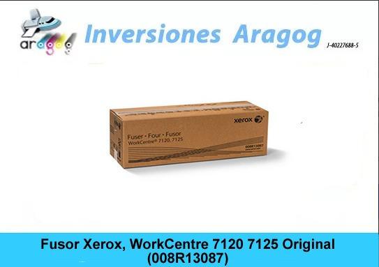 Fusor Xerox, Workcentre 7120 7125 Original/008r13087