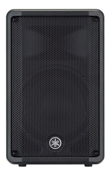 Caixa Ativa Yamaha Dbr10 | 700w | Bivolt | Nfe + Garantia!