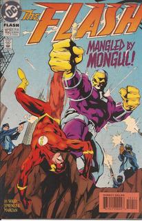 2 Dc Comics De Flash