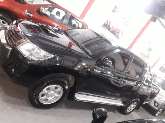 Toyota Hilux 2.5 Cd Dx Pack 120cv 4x4 2014