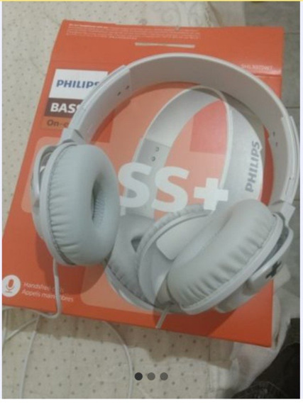 Headphone Philips Shl3075