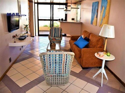 Imagem 1 de 16 de Apartamento Residencial À Venda, Barra Funda, Guarujá - . - Ap10078