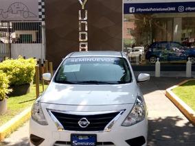 Nissan Versa 1.6 Sense At, Garantizado, Refacturamos