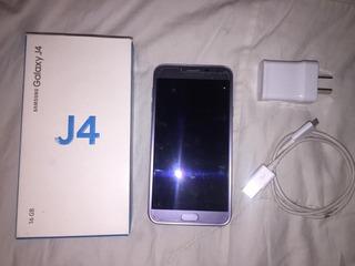 Celular Samsung Galaxy J4- Solo Mar Del Plata-