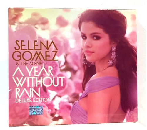 Imagen 1 de 2 de Selena Gomez & The Scene A Year Without Rain Deluxe Cd Dvd