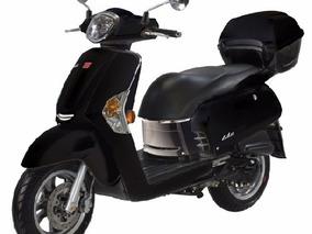 Moto Scooter Kymco Like 200i Sym Piaggio Vespa Inyeccion 0km