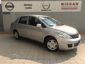 Nissan Tiida 1.8 Sense Sedan Mt 2016 Somos Agencia!!