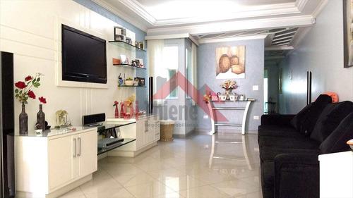 Imagem 1 de 30 de Sobrado Com 4 Dorms, Osvaldo Cruz, São Caetano Do Sul - R$ 1.35 Mi, Cod: 335 - V335