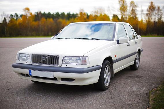 Volvo 850 94 Automatico 4 Puertas Nafta Unico Dueno Blanco