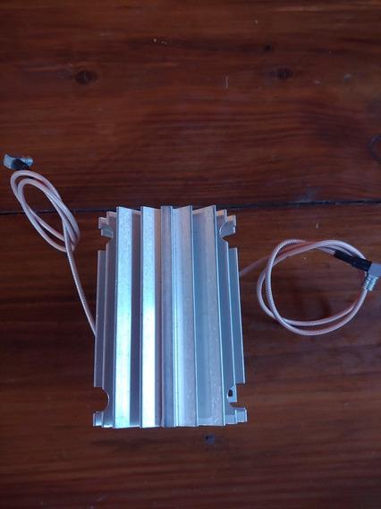 Carga Fantasma Rf Hasta 3 Ghz. Doble. 2x100 Watts