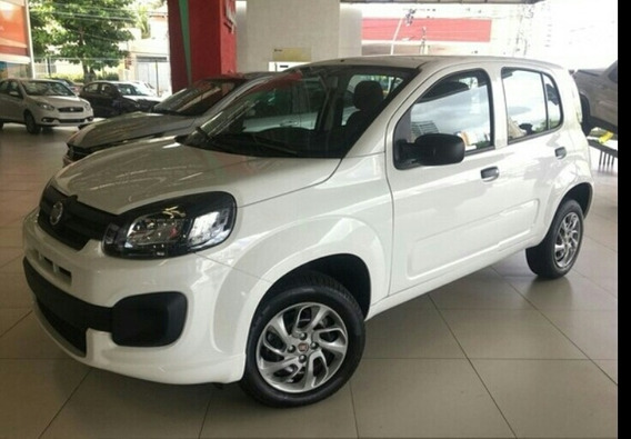 Fiat Uno 1.0 Attractive Flex 5p 2019