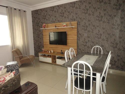 Apartamento À Venda, 60 M² Por R$ 375.000,00 - Boqueirão - Santos/sp - Ap3172