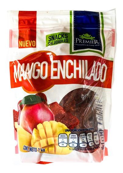 Mango Deshidratado Enchilado Premier 1 Kilo