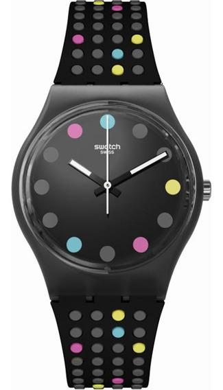 Relógio Swatch Boule A Facette - Gb305