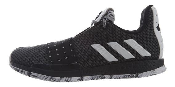 Tênis adidas Harden Vol. 3 Black Grey Imediato.