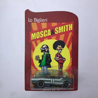 Mosca Y Smith Custom Hot Wheels Chavy