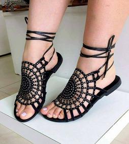 Sandálias E Rasteirinhas De Fabricação Própria Varias Cores