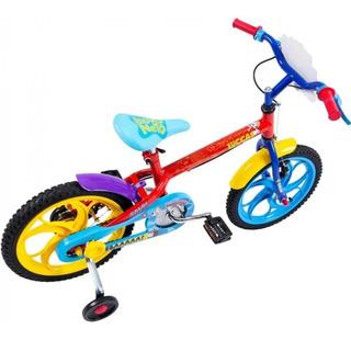 Bicicleta Infantil Aro 16 Luccas Neto Caloi