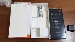 Xiaomi Redmi 7 64 Giga Preto